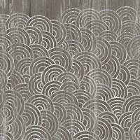 Framed Weathered Wood Patterns I