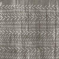 Framed Weathered Wood Patterns II