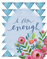 Framed I Am Enough