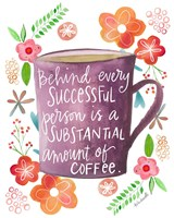 Framed Coffee Success