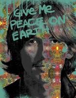 Framed George Harrison