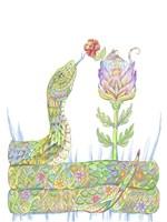 Framed Mouse Pocket Snake