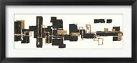 Framed Gilded Boxes III