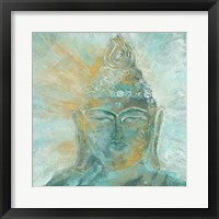 Framed Buddha Bright I
