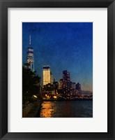 Framed Evening Walks