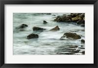 Framed Rocks I