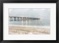 Framed Pier of Memory