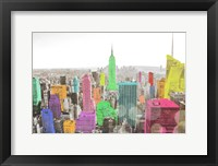 Framed Color In The Cities