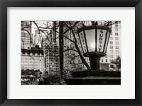 Framed Subway Corner