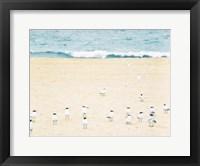 Framed Relaxed Seagulls