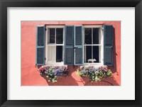 Framed Window Charm