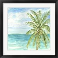 Framed Refreshing Coastal Breeze II