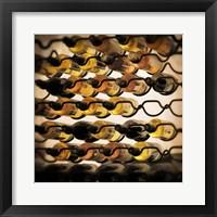 Framed Wine Selection I