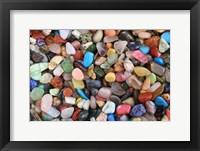 Framed Zen Rocks