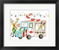 Framed Reindeer Treats