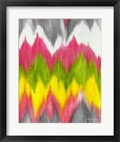 Framed Vibrant Crests II