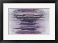 Framed Purple Woods