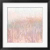 Framed Blushing Woods