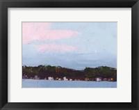 Framed Across the Lake