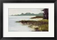 Framed On an Island