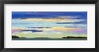 Framed Island Sunsets