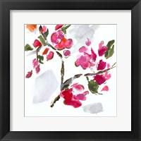 Framed Spring Floral II