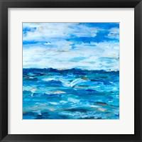 Framed Ocean Mind
