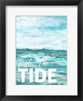 Framed Ride The Tide