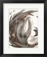 Framed Muted Swirl II