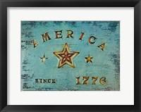 Framed America 1776