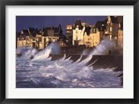 Framed Saint Malo