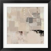 Framed Cream Voluminous II