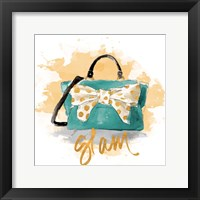 Framed Glam Purse