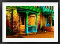 Framed Savannah