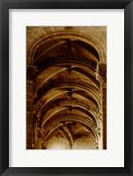 Framed Arches St Eustache I