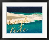 Framed High Waves I