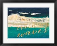Framed High Waves II