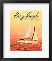 Framed Long Beach, California