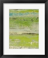 Framed Organic Green II