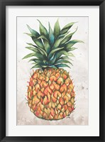 Framed Tropic Pineapple