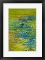 Framed Lake