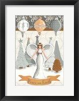 Framed Angel Wonderland Earth