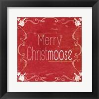 Framed Red Hot Christmas III