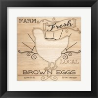 Framed Country Organic Dairy II