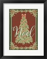 Framed Holiday Traditions I