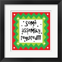 Framed Some Assembly Required