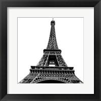 Framed Paris Views II
