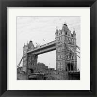 Framed London Scene I