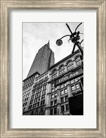 Framed Down the Streets of New York