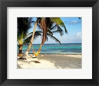 Framed Hammock Paradise